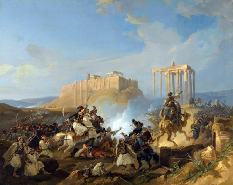 Ελληνική Επανάσταση Τεκτονισμός